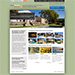Anglo French Properties Website Design Homepage