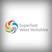 Superfast West Yorkshire Logo
