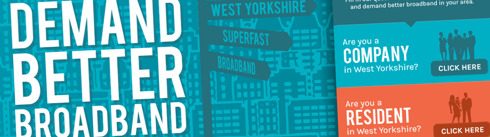 Superfast west yorkshire broadband